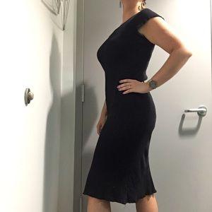 Hard Tail ribbed midi dress